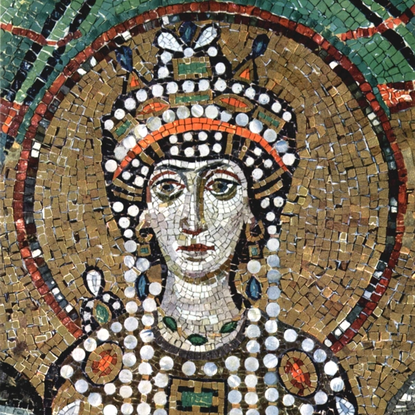 Study byzantin art in Italy, in Ravenna