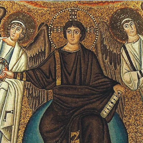 Study Christian inonography and the origins of Christian art in Italy, in Ravenna