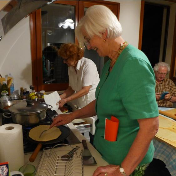 Corso di cucina in Italia