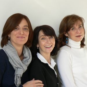 Italian Language school team