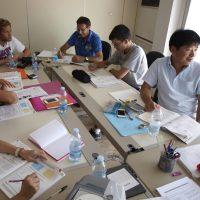 Corso di gruppo di italiano per il lavoro