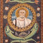 Ravenna - Basilica di San Vitale - San Matteo