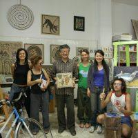 Corso di Mosaico a Ravenna