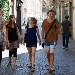 Ravenna - Studenti di italiano